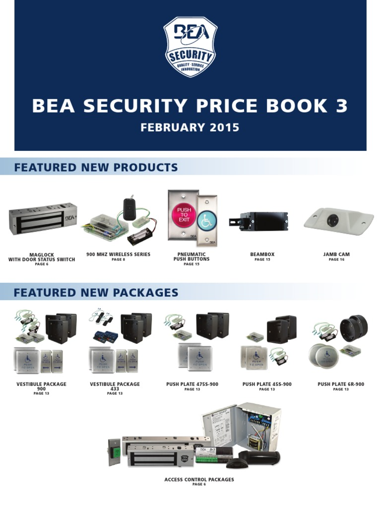 bea price book 3 february 2015 updated relay cargo rh scribd com