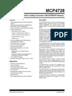 Datasheet - MCP4728
