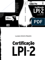Certificação LPI-2 vol