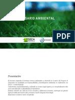Glosario Ambiental 1.1.1