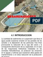 Ejemplo Desarenador