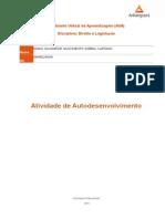 D&L_Atividade_de_Autodesenvolvimento_Direito e Legislação 2015