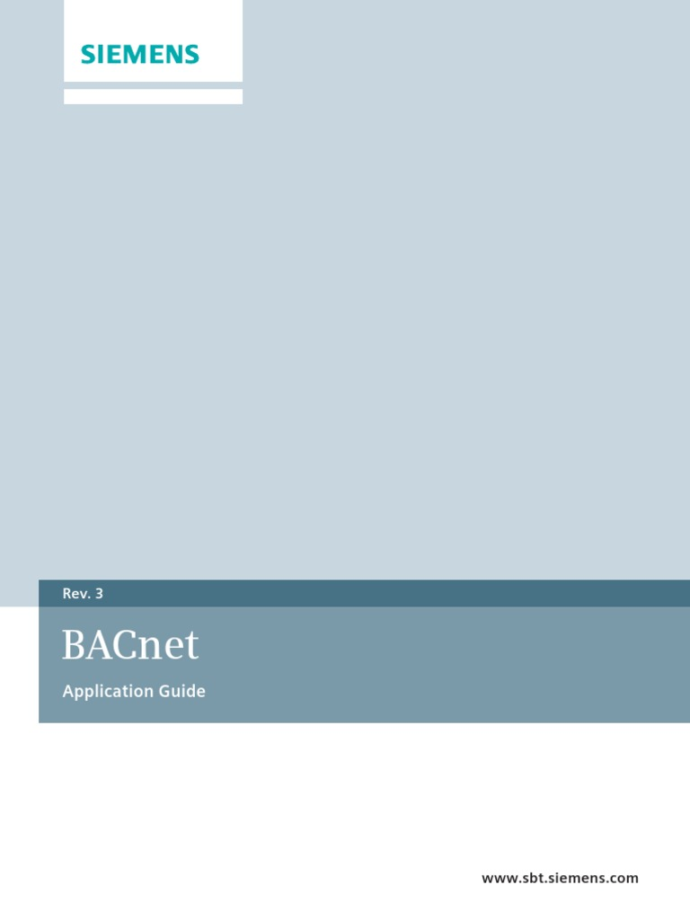 BACnet Aplication Guide | Electromagnetic Interference | Computer ...