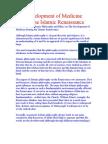 The Development of Medicine During the Islamic Renaissance