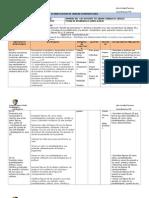 Modelo Planificación 2 Matematica