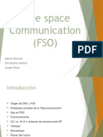 Free Space Communication