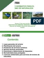3 Marco Normativo Para El Desarrollo Del Turismo de Naturaleza-Víctor Fernández,Minsiterio de Comercio, Industria y Turismo