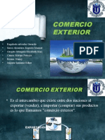 Comercio Exterior Diapositivas