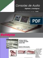 Demo Consola s