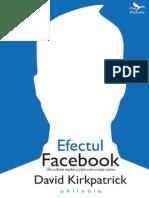 David Kirkpatrick - Efectul Facebook