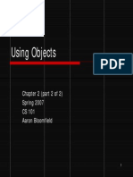 04 Ch2 Using Objects