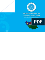 Statistical Yearbook for Southern Sudan 2009