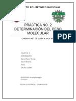 PRACTICA 2 quimica aplicada