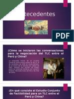Tratado de Libre Comercio China-Perú
