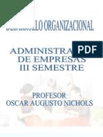ADMINISTRACION Y DIRECCION 20091