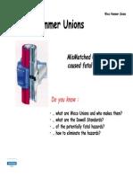 Hammer Union Info.