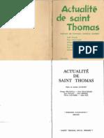 Actualite Thomas