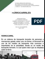 DIAPOSITIVA DE FERROCARRILES