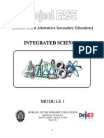 Module 1 What is Science.doc