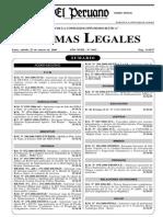 FLETE DS 10-2006-MTC 25.03.06