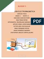 Inducción Electromagnética Bloque 5