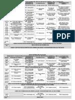 Histología - Cronograma - 2015
