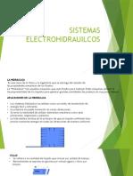 SISTEMAS ELECTROHIDRAUILCOS