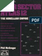 54999389 7152 Star Sector Atlas 12 the Korellian Empire