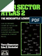 54998832 7142 Star Sector Atlas 2 the Mercantile League