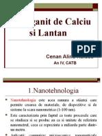 Manganit de Calciu Si Lantan