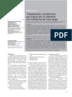 Ortodoncia y Cortognatica