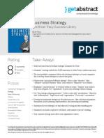 Business Strategy Tracy en 24304