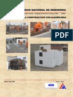 Proceso Constructivo de Una Casa en Albañileria