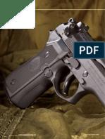 Historia de la pistola beretta 92