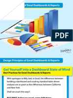 Excel Dashboard and Reports Design