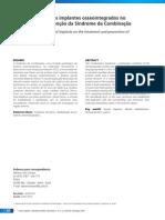 CAMPOS, 2010 - Fundamentação Dos Implantes Osseointegrados No Trat. SC