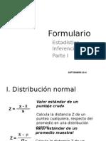 Formulario I