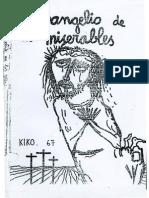 El Evangelio de Los Miserables