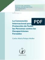 Desapariciones Forzadas, Convenios Internacionales