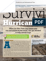 surviving hurricane sandy