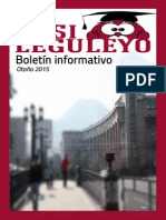 Revista de informacion Casi Leguleyo