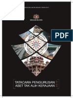 Pekeliling Am Bil 2 Tahun 2012 - Tatacara Pengurusan Aset Tak Alih (TPATA) - 21 Jun 2012