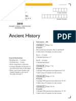 Ah 2010 Hsc Exam Ancient History