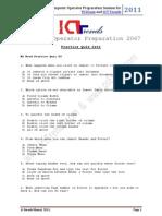 MS Word Practice Quiz 03
