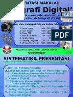 Presentasi - Fotografi Digital