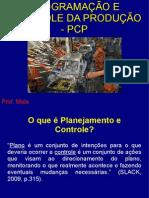 11-Programacao e Controle Da Producao