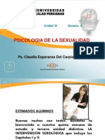 La Intervencion Sexologica