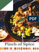 pinch of spice recipe book