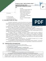 programación comunicación 4° - 2014