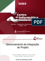 Gerenciamento Da Integração - 2011